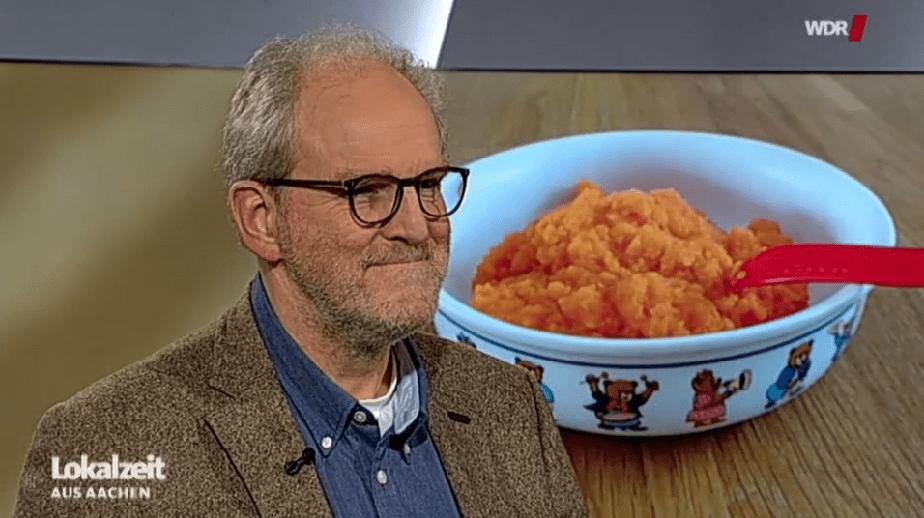 Kinderarzt Ulrich Gurr in der WDR Lokalzeit Aachen